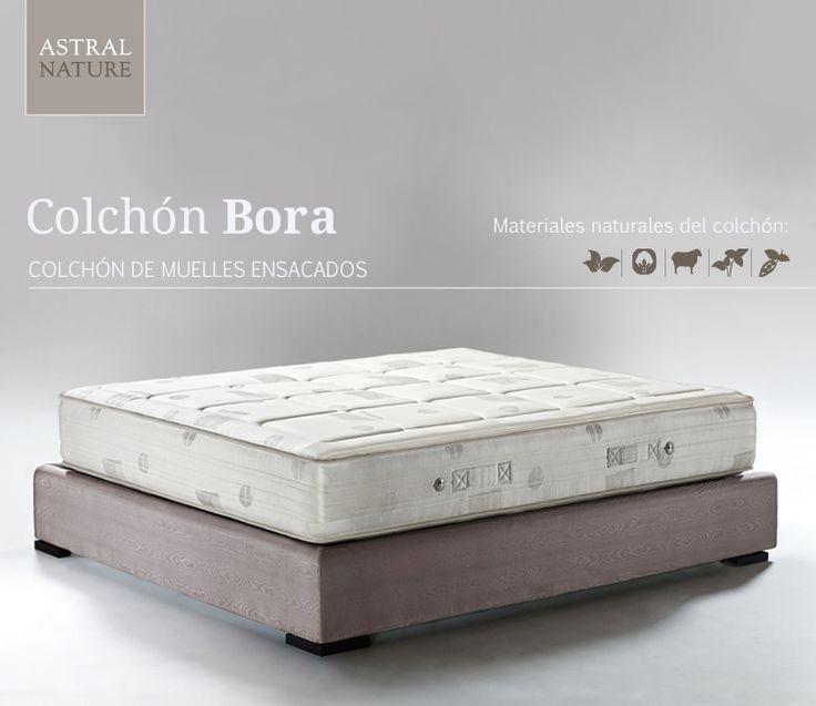 colchón Bora