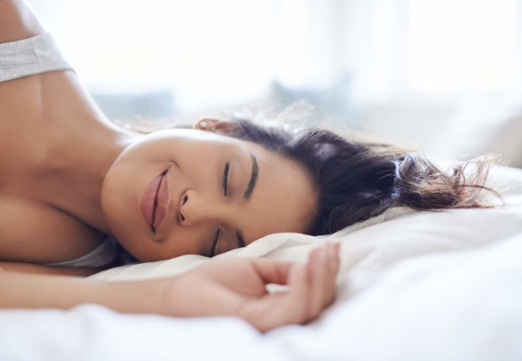 Consejos para dormir de lado