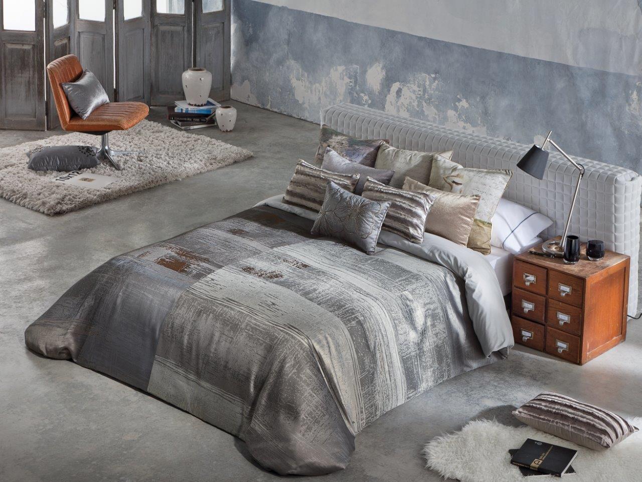 Fotografias blog de l 39 encant cortinas hogar colchones for Ikea funda nordica gris