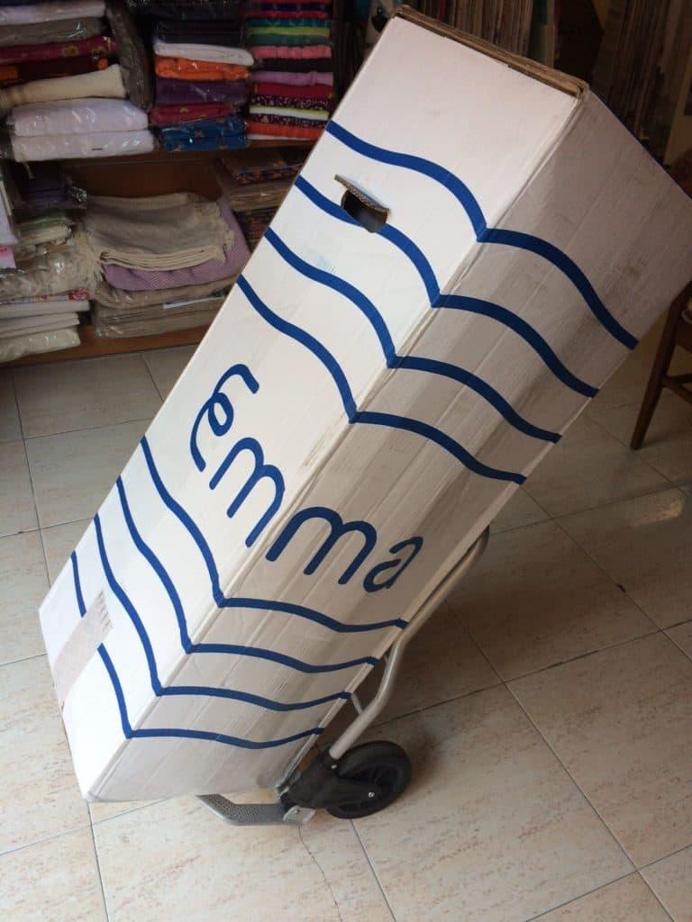 Colchón Emma caja