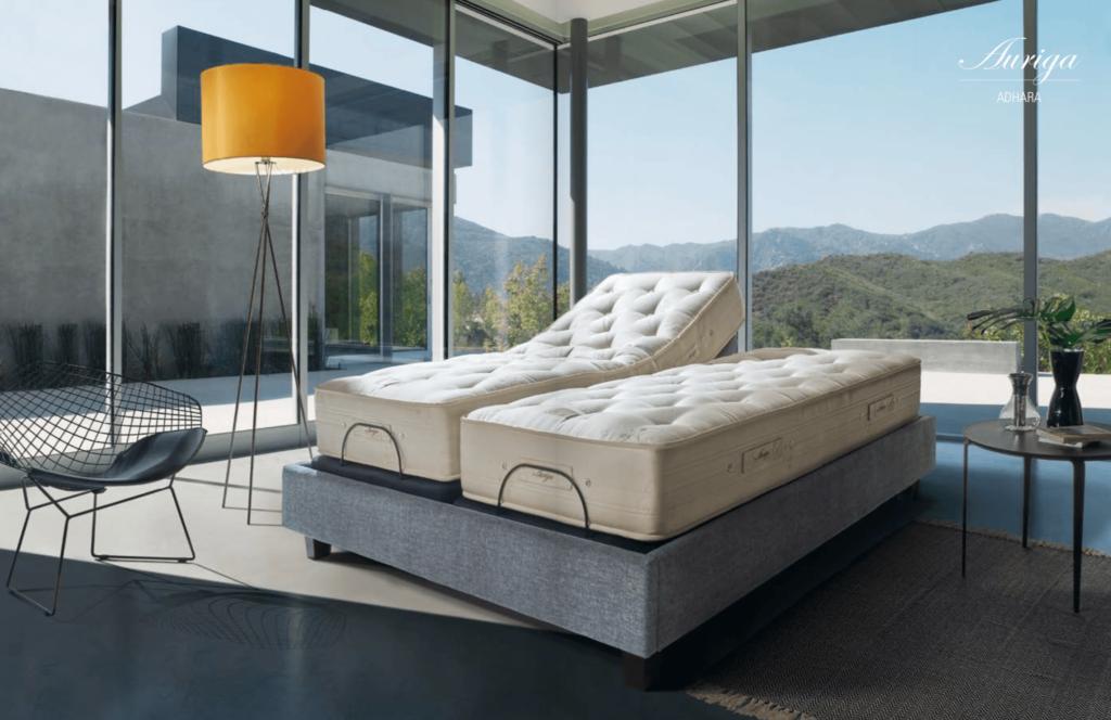 El colchón articulado Adhara