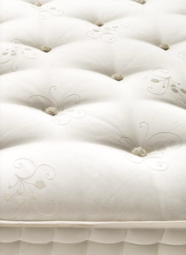 Las caras del colchón Nair