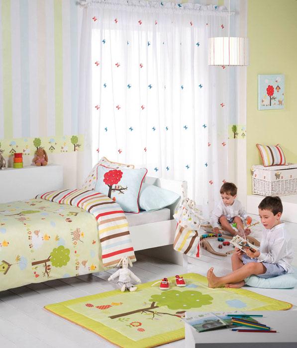 Panel japones blog de l 39 encant cortinas hogar colchones - Cortinas dormitorio infantil ...