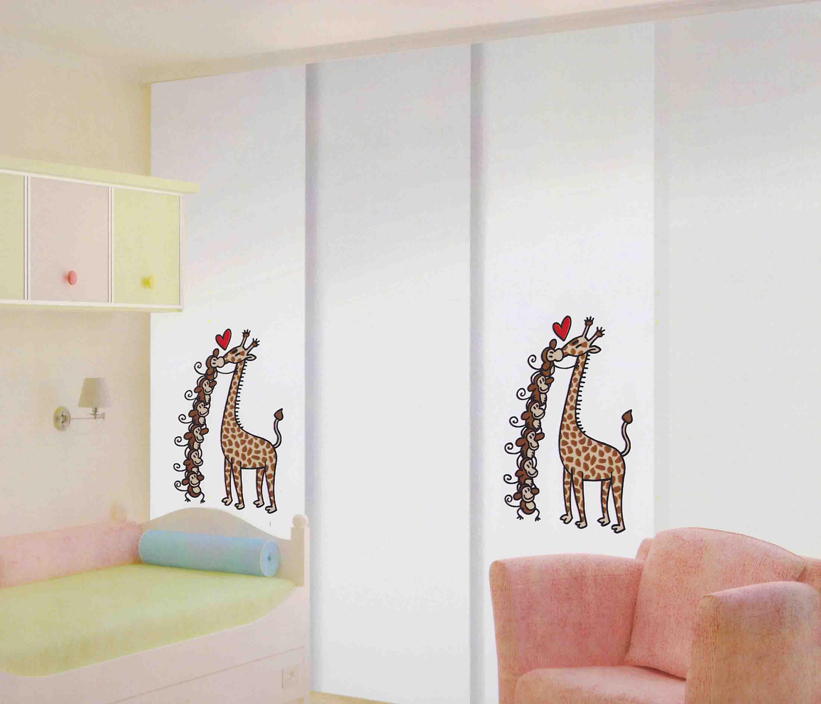 Panel japones blog de l 39 encant cortinas hogar colchones - Panel japones cortinas ...