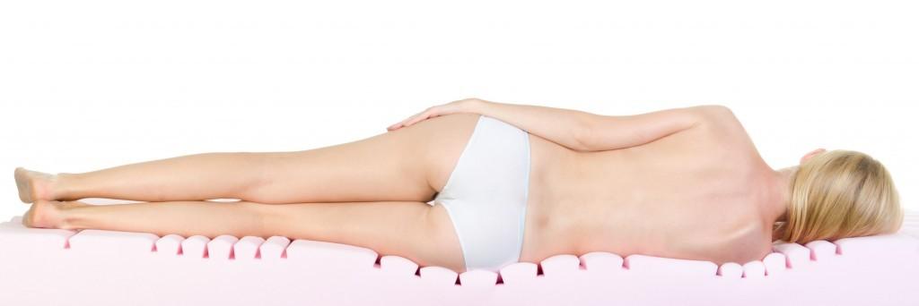 El mejor colch n para personas que duermen de lado - Mejor colchon espalda ...