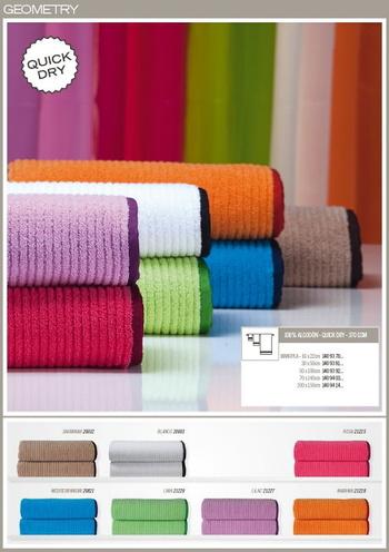 toallas de secado rápido